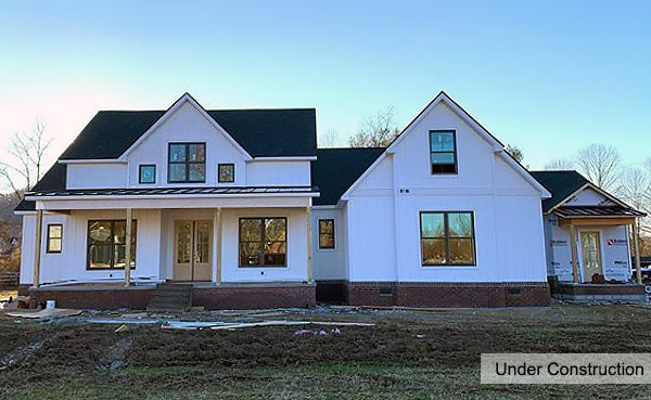 Under Construction | Pinecone Trail House Plan