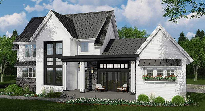 Prairie Fields House Plan
