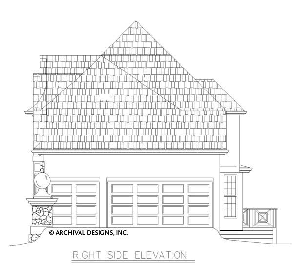 Pressley Place House Plan