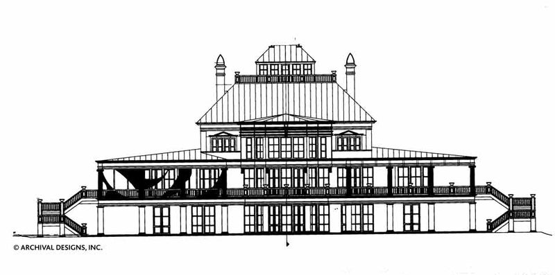 Rhinebeck House Plan