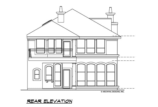 Rhodes Ranch Deux House Plan