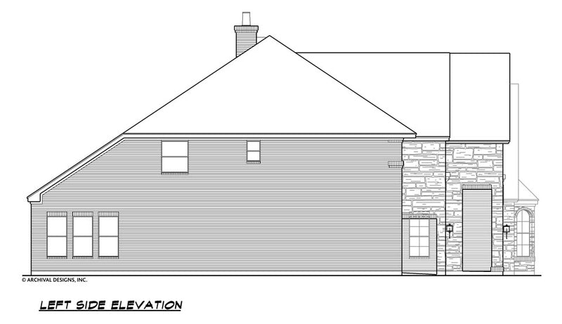 Richmond Grove House Plan