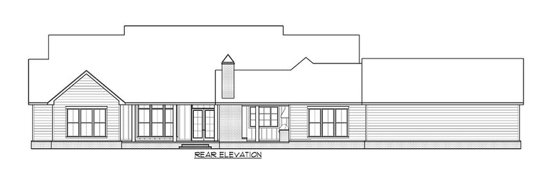 Richmond Hill House Plan