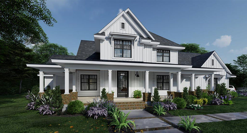 Riverview Farm House Plan