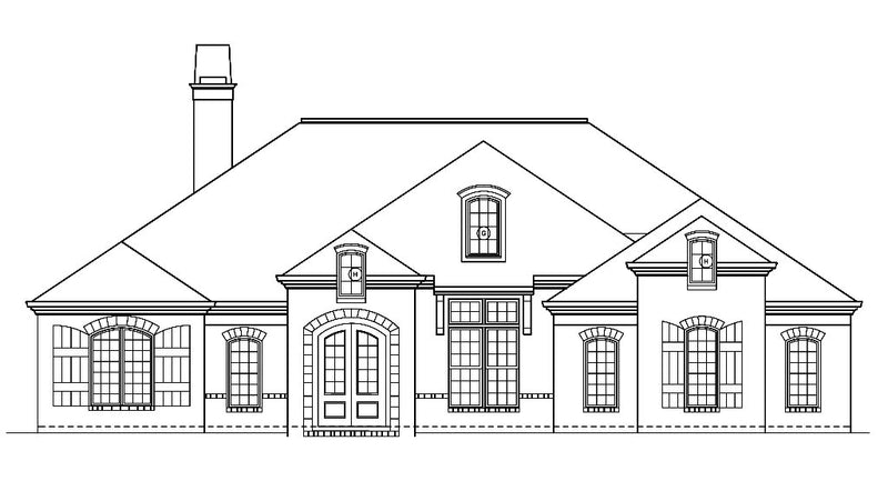 Rosemary Park House Plan