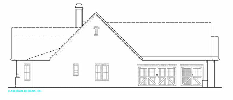 Rosie Ranch House Plans