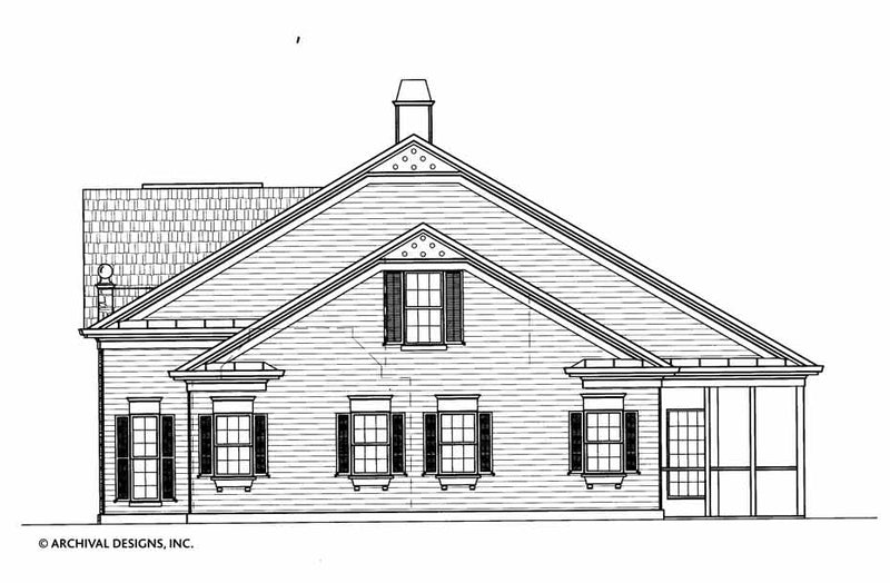 Roslyn House Plan