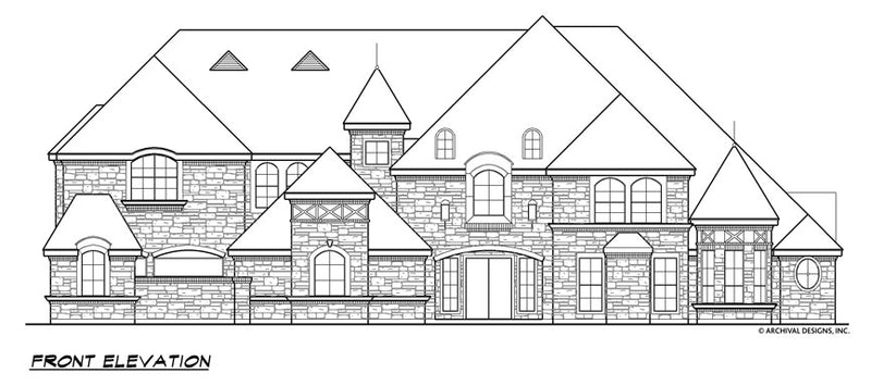 Royal Birkdale House Plan
