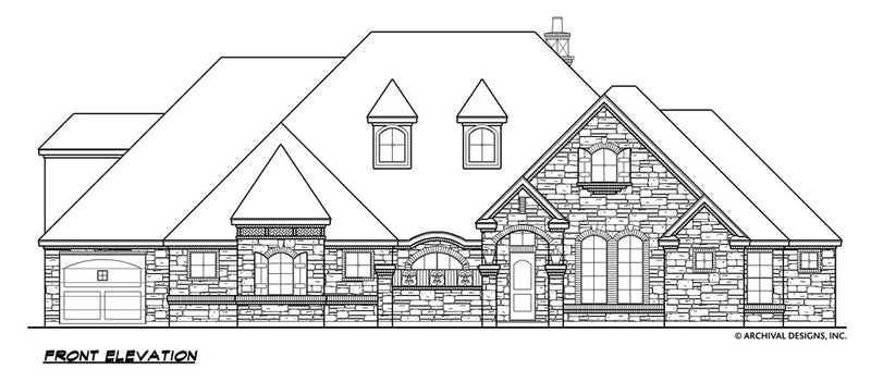 Royal County Down House Plan