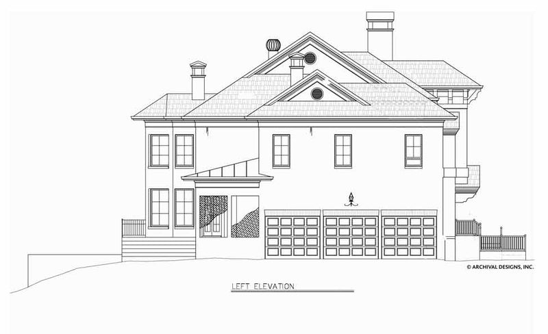 Rozonda House Plan