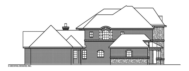 Stoneleigh Heights House Plan