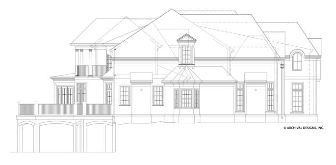 Saint Augustine House Plan