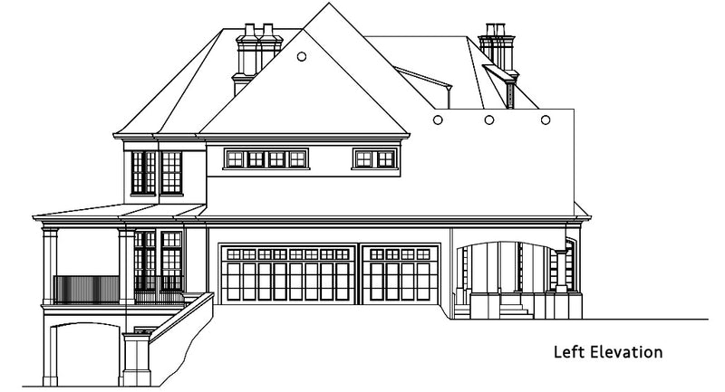 Salem Place House Plan