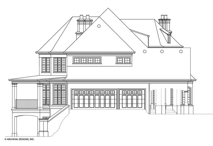 Salem House Plan