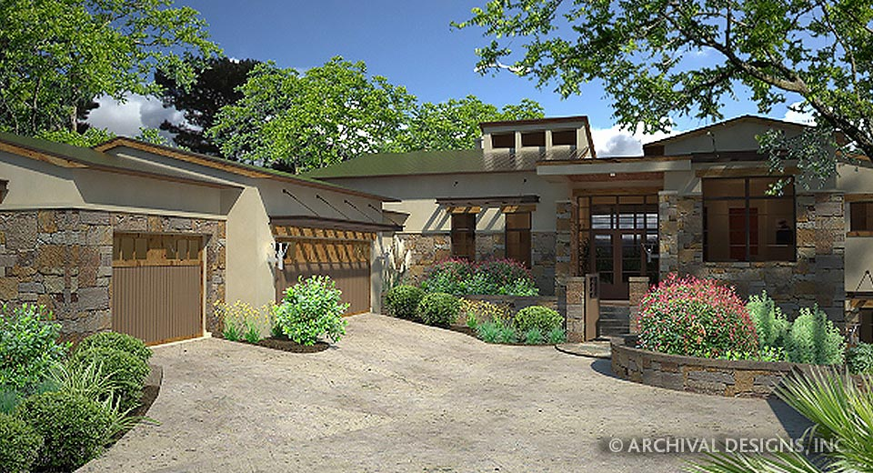 Santa Catalina House Plan