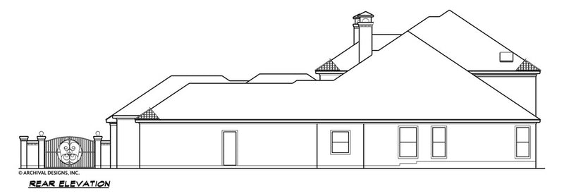 Santorini House Plan