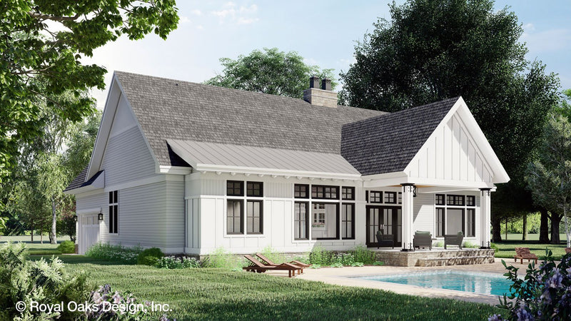 Shadow Brook House Plan