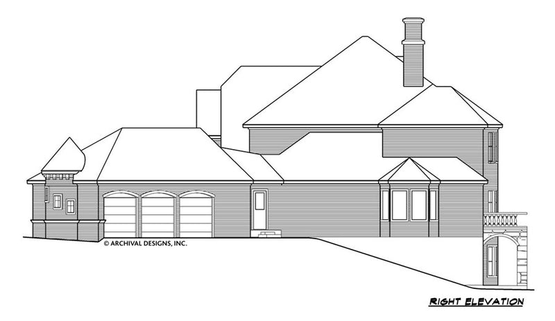 Shadow Creek House Plan