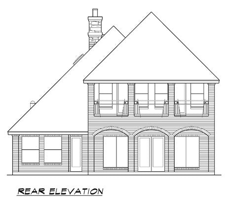 Silverton House Plan