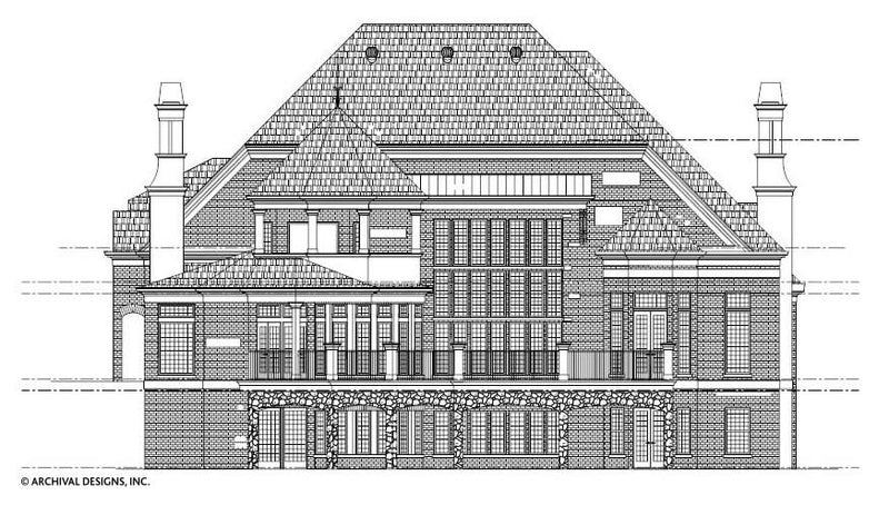 Smoke Rise House Plan