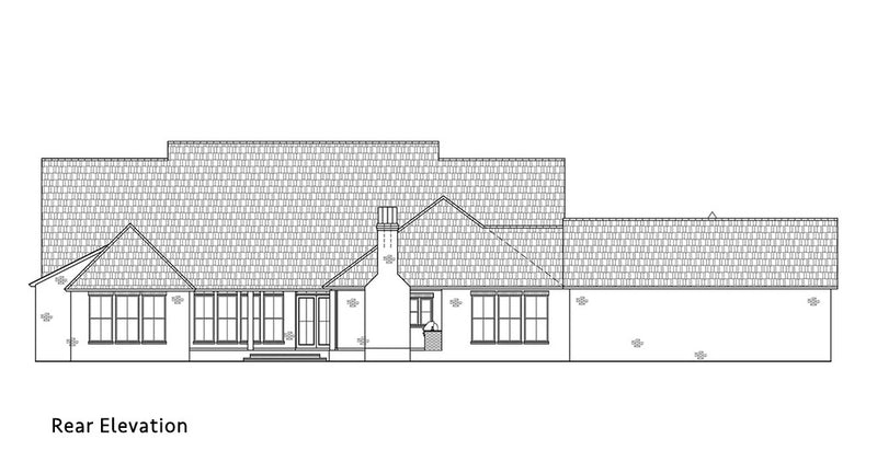 St Andrews House Plan