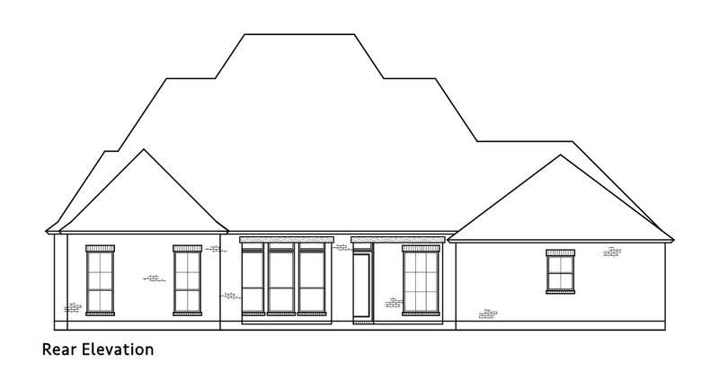 St Pierre House Plan