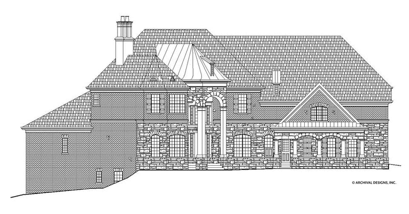Stone Ridge House Plan