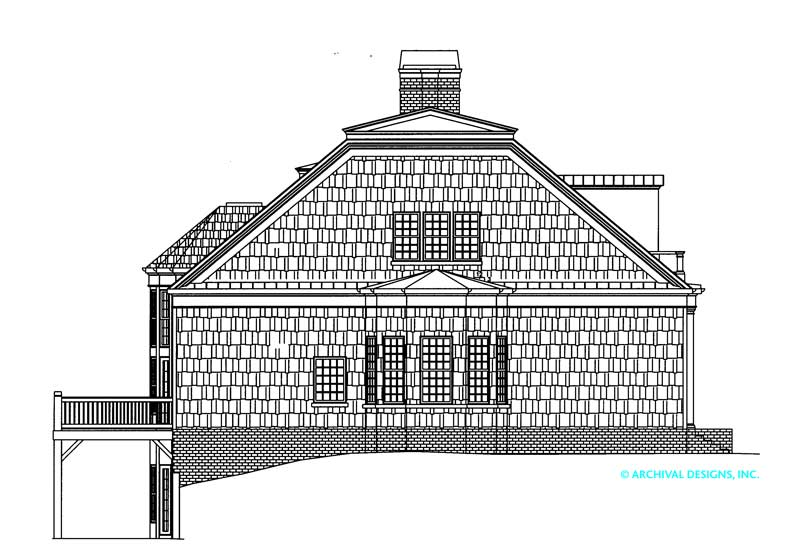 Suffield House Plan