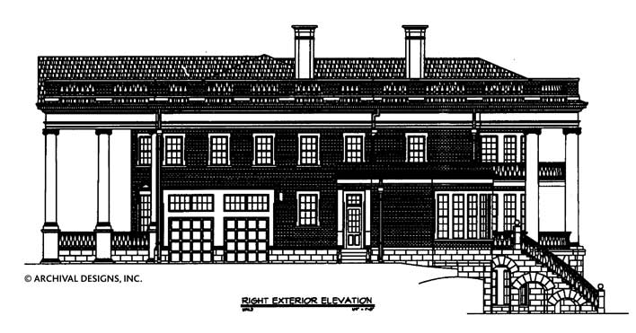 Sussex House Plan