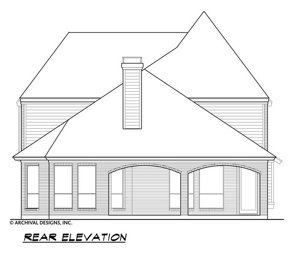 Topaz Way House Plan