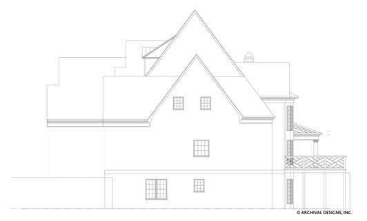 Tulip Hill House Plan