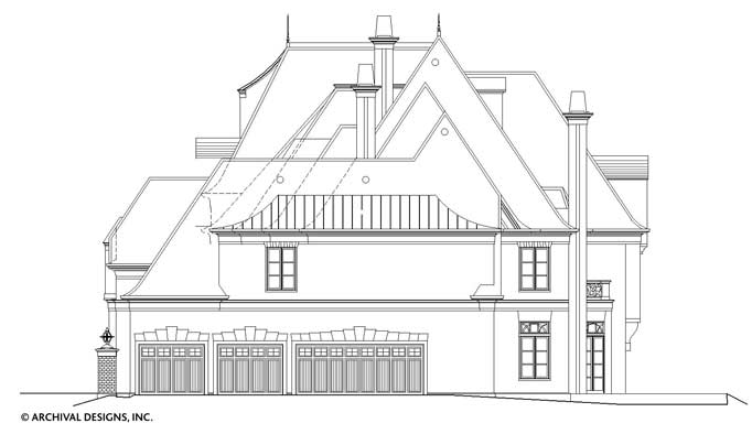 Tullamaine House Plan