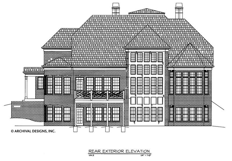 Vienna House Plan