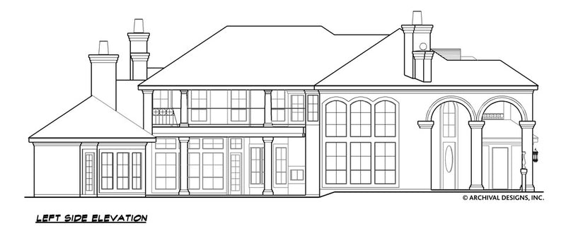 Villa Zeno House Plan