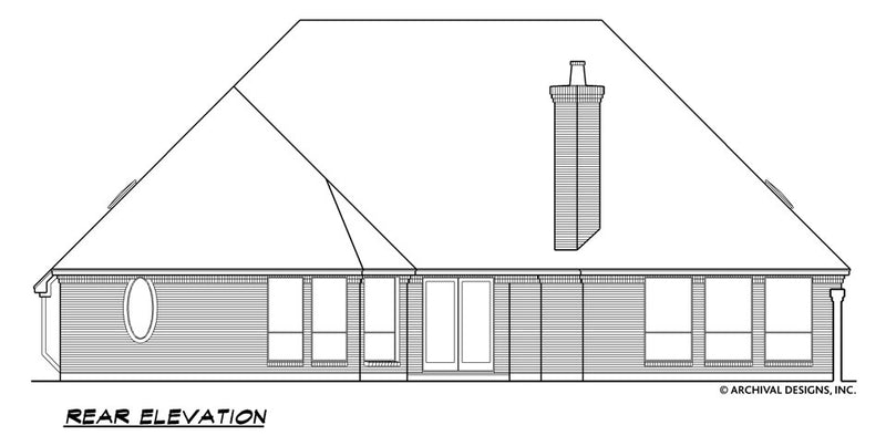 Whitestone House Plan