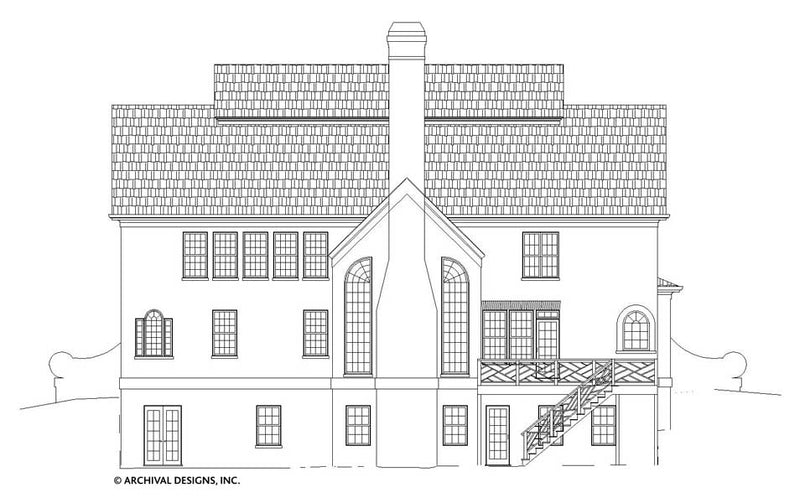 Walloston House Plan