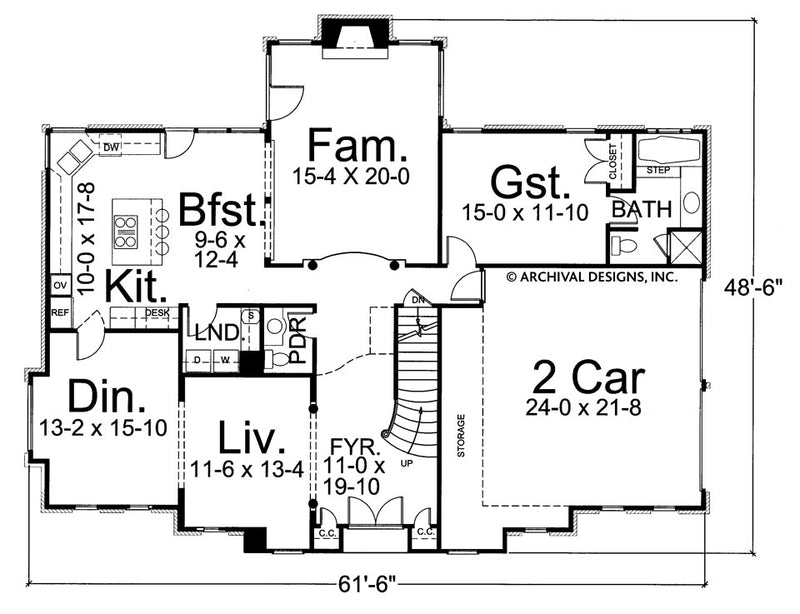 Walloston first floor, floor plan