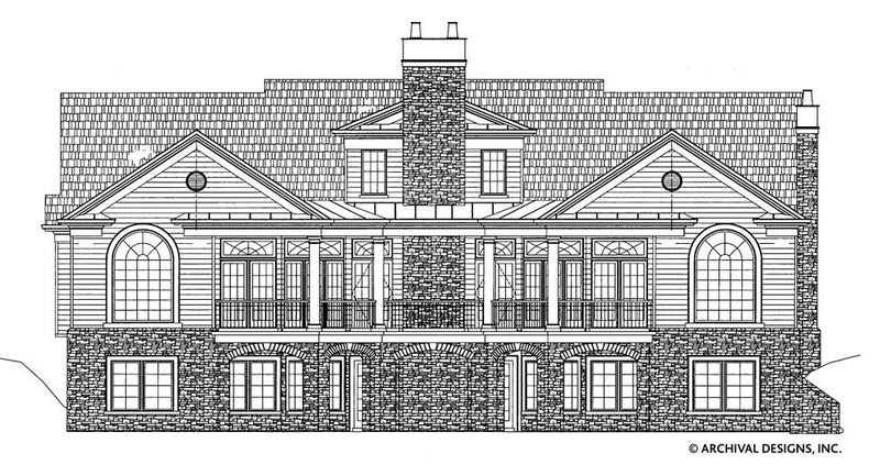Waterford House Plan