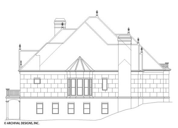 Wesmere House Plan