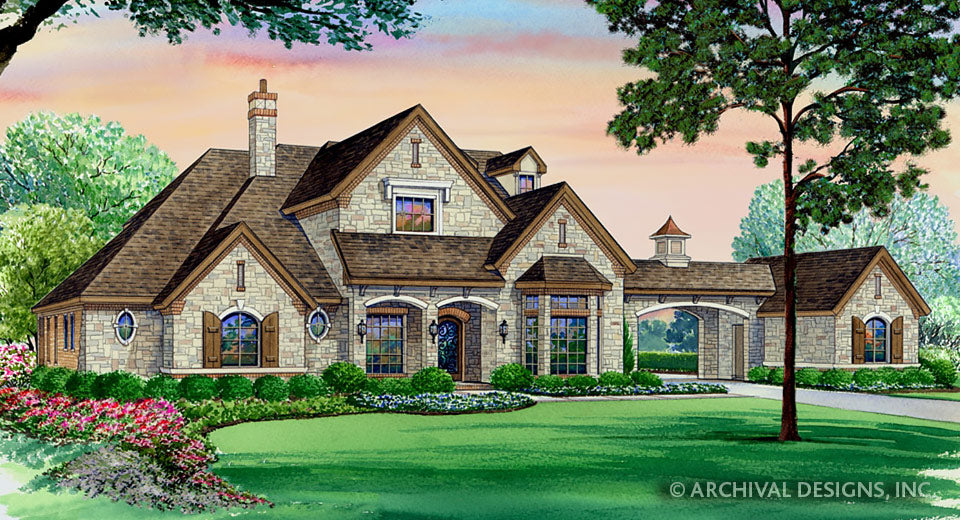 Westchester House Plan