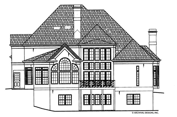 Westover House Plan