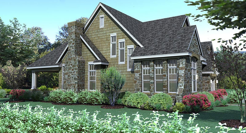 Whispering Valley House Plan