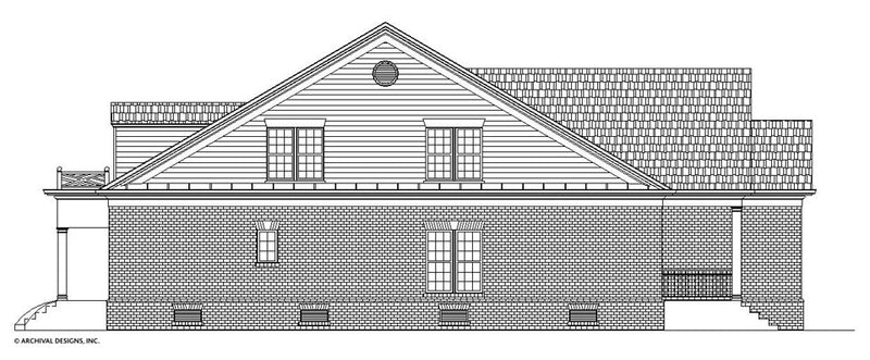 Willmongton House Plan