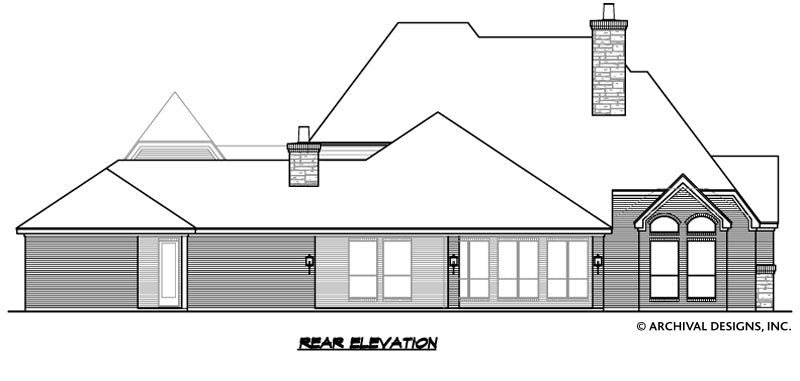 Woodbridge House Plan