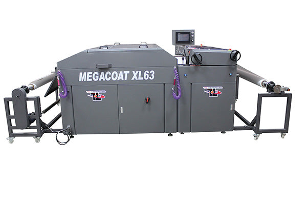 Tec Lighting MegaCoatXL 63 UV Coater