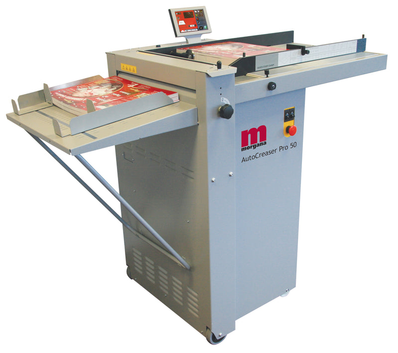 Morgana AutoCreaser Pro 50 Paper Creasing Machine