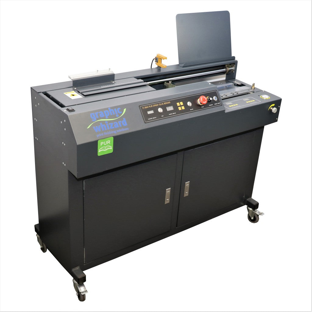 Graphic Whizard 320B PUR Perfect Binder