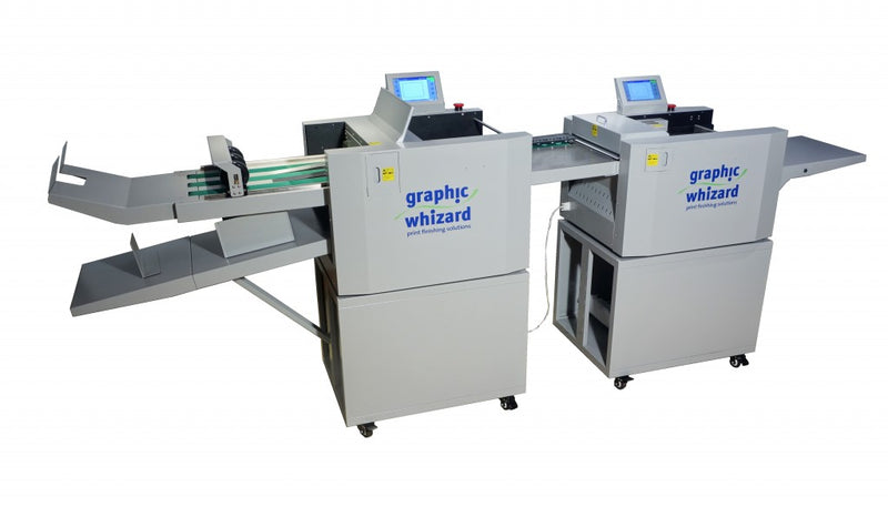 Graphic Whizard PT 335CKF Creasing Folding Machine