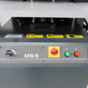 Pre-Owned Challenge MS-5 Paper Drill with 5 Heads