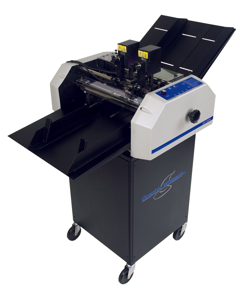 Graphic Whizard GW3000 Number Perforating Scoring